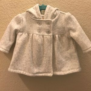 Baby Girl Peacoat BY Gymboree
